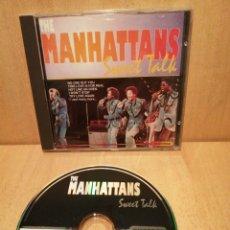 CDs de Música: THE MANHATTANS. SWEET TALK. AÑO 1997. UK.. Lote 289310618