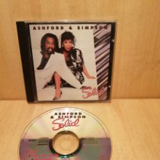 CDs de Música: ASHFORD & SIMPSON. SOLID.. Lote 289325598