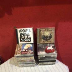 CDs de Música: LOTE DE 34 CD'S DE MÚSICA ANTIGUA. VARIOS ESTILOS . ROCK POP .... VER FOTOS. Lote 289331023