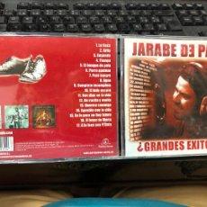 CDs de Música: CD JARABE DE PALO - ¿GRANDES EXITOS?. Lote 289331073