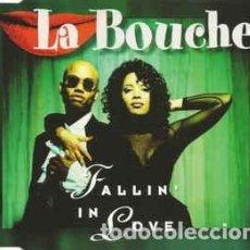 CDs de Música: LA BOUCHE - FALLIN' IN LOVE. Lote 289331248