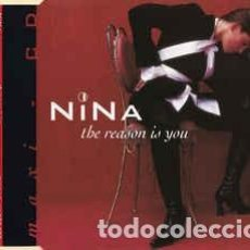 CDs de Música: INA - THE REASON IS YOU. Lote 289338063