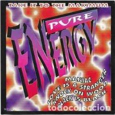 CDs de Música: UNKNOWN ARTIST - PURE ENERGY. Lote 289338368