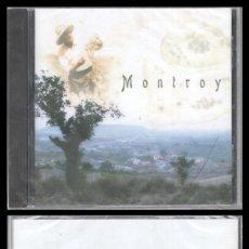 CDs de Música: D. CD. CIUDAD DE MONTROY (PRECINTADO).. Lote 289338583