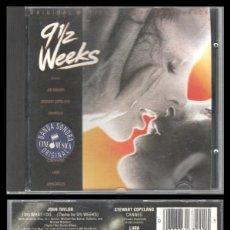 CDs de Música: D. CD. 912 WEEKS.. Lote 289340663