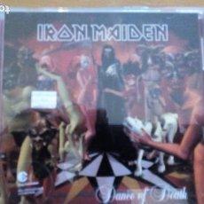 CDs de Música: IRON MAIDEN DANCE OF DEATH CD. Lote 289344128