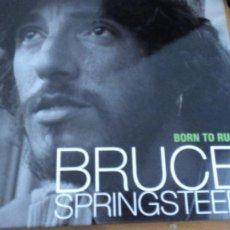 CDs de Música: BRUCE SPRINGSTEEN BORN TO RUN CD LIBRO TAMAÑO GRANDE. Lote 289344708
