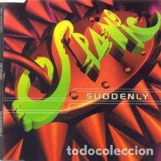 CDs de Música: SPANIC - SUDDENLY. Lote 289348708