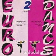 CDs de Música: EURO DANCE 2 (CD, MIXED, PROMO). Lote 289348853
