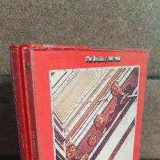 CDs de Música: THE BEATLES 1962-1966 2 CD'S. Lote 289380723