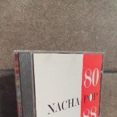 CDs de Música: NACHA POP 80 88. Lote 289380733