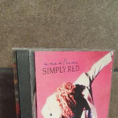 CDs de Música: SIMPLY RED A NEW FLAME. Lote 289380743