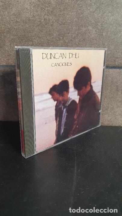 DUNCAN DHU CANCIONES (Música - CD's Otros Estilos)
