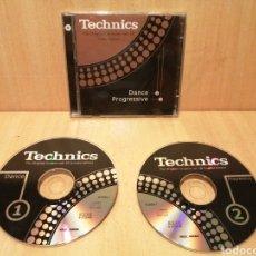 CDs de Música: TECHNICS. THE ORIGINAL SESSIONS VOL. III. LIMITED EDITION. AÑO 1999.. Lote 289408978