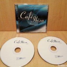 CDs de Música: CAFÉ IBIZA. AÑO 1999.. Lote 289410538