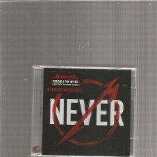 CDs de Música: METALLICA THROUGH THE NEVER. Lote 289413713