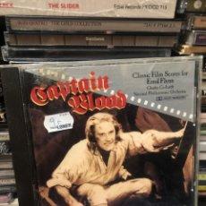 CDs de Música: CAPTAIN BLOOD CLASSIC FILM SCORES. Lote 289413858