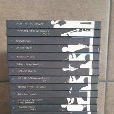 CDs de Música: LOTE DE 18 CD'S MUSICA CLASICA, COLECCION ROYAL PHILHARMONIC ORCHESTRA, TEXTO POR EDUARDO RINCÓN. Lote 289416708