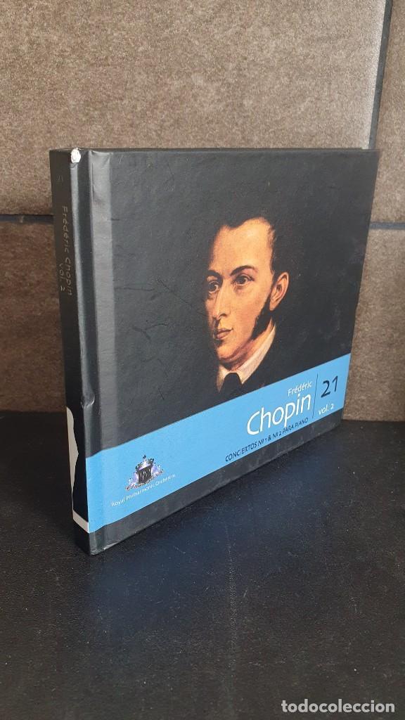 CDs de Música: LOTE DE 18 CDS MUSICA CLASICA, coleccion royal philharmonic orchestra, texto por Eduardo Rincón - Foto 4 - 289416708