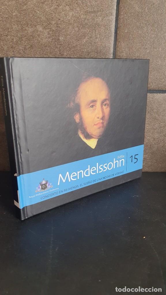 CDs de Música: LOTE DE 18 CDS MUSICA CLASICA, coleccion royal philharmonic orchestra, texto por Eduardo Rincón - Foto 10 - 289416708