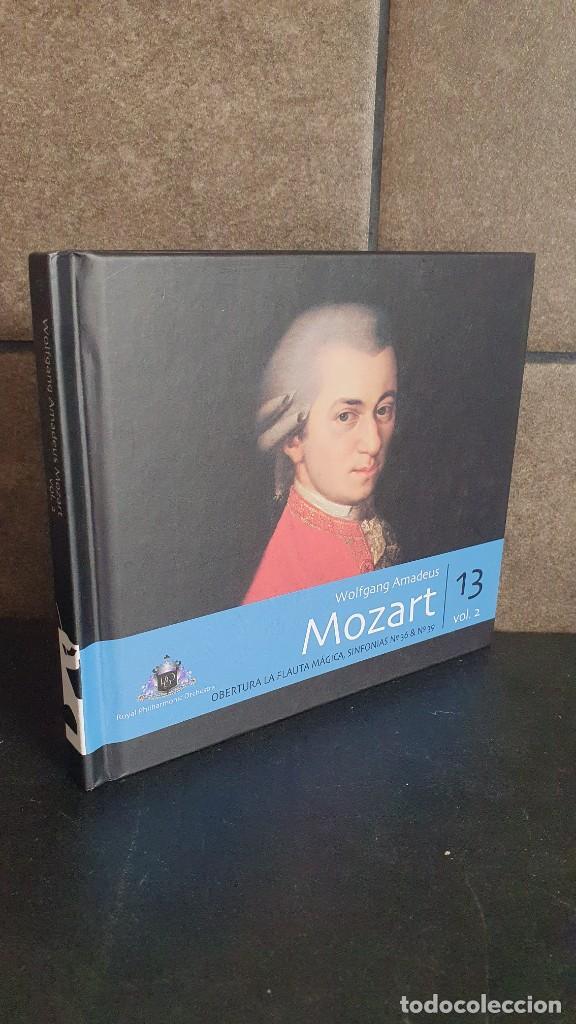 CDs de Música: LOTE DE 18 CDS MUSICA CLASICA, coleccion royal philharmonic orchestra, texto por Eduardo Rincón - Foto 12 - 289416708