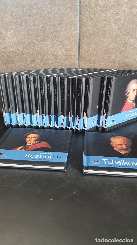 CDs de Música: LOTE DE 18 CDS MUSICA CLASICA, coleccion royal philharmonic orchestra, texto por Eduardo Rincón - Foto 20 - 289416708
