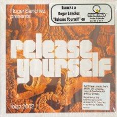 CDs de Música: CD ROGER SANCHEZ CON 2 CDS COMO NUEVO AQUITIENESLOQUEBUSCA ALMERIA. Lote 289426498