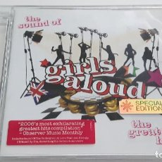 CDs de Música: CD THE SOUND OF GIRLS ALOUD - THE GREATEST HITS - SPECIAL EDITION. Lote 289433128