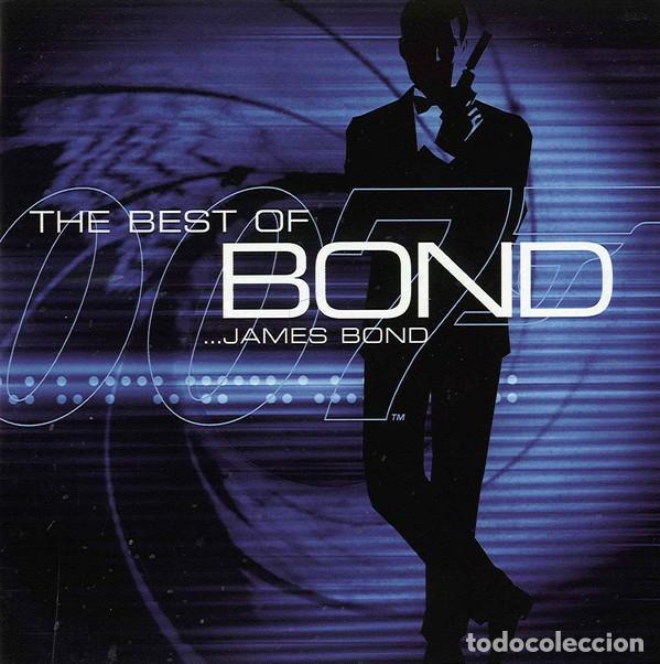 THE BEST OF BOND …JAMES BOND (CD, ALBUM) (Música - CD's Bandas Sonoras)