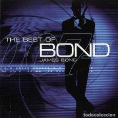 CDs de Música: THE BEST OF BOND …JAMES BOND (CD, ALBUM). Lote 289433513