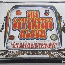 CDs de Música: 3 CD THE SEVENTIES ALBUM - COMO NUEVO. Lote 289435183