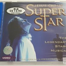 CDs de Música: 2 CD - JESUS CHRIST SUPER STAR - THE LEGENDARY STAGE MUSICAL. Lote 289436403