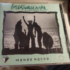 CDs de Música: CD.DE AMERICA CANTA -MUNDO NUEVO. Lote 289438133