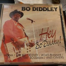 CDs de Música: CD.DE BO DIDDLEY HEY BO DIDDLEY. Lote 289438743