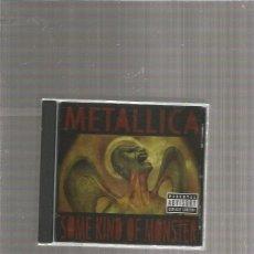 CDs de Música: METALLICA SOME KIND. Lote 289438768
