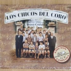 CDs de Música: B.S.O. LOS CHICOS DEL CORO - CD 2004 EDICIÓN LIMITADA - JAQUES PERRIN. Lote 289439068