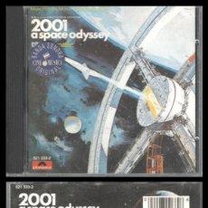 CDs de Música: D. CD. 2001 ASPACE ODYSSEY.. Lote 289439253