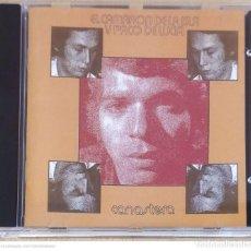 CDs de Música: CAMARON DE LA ISLA Y PACO DE LUCIA (CANASTERA) CD 1997 MERCURY. Lote 289439813