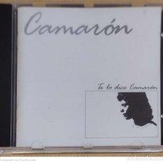 CDs de Música: CAMARON DE LA ISLA (TE LO DICE CAMARON) CD 1997 MERCURY. Lote 289440318