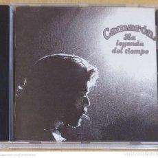 CDs de Música: CAMARON DE LA ISLA (LA LEYENDA DEL TIEMPO) CD 1997 MERCURY. Lote 289440623