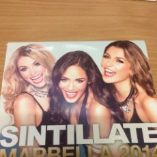 CDs de Música: SINTILLATE MARBELLA 2014 TRIPLE CD. Lote 289441613