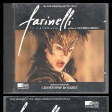 CDs de Música: D. CD. FARINELLI, IL CASTRATO.. Lote 289441623