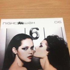 CDs de Música: NIGGHT WAX 06 - CD. Lote 289442383