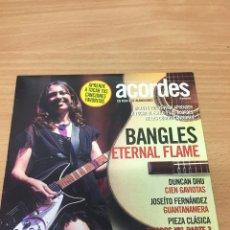 CDs de Música: CD DE LA REVISTA ACORDES Nº53 - BANGLES - ETERNAL FLAME. Lote 289443693