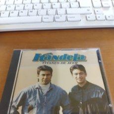 CDs de Música: KANDELA. TITANES DE AYER. EDICIÓN DIAMOND . MUY RARA.. Lote 289446068