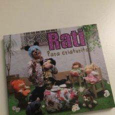 CDs de Música: RATI - LA RATA DE ANTEQUERA - PARA CRIATURITAS MAXI CD 5 TEMAS. Lote 289446828