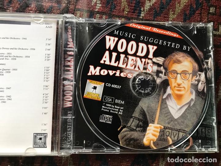 CDs de Música: Woody Allen. Movies - Foto 3 - 289458948