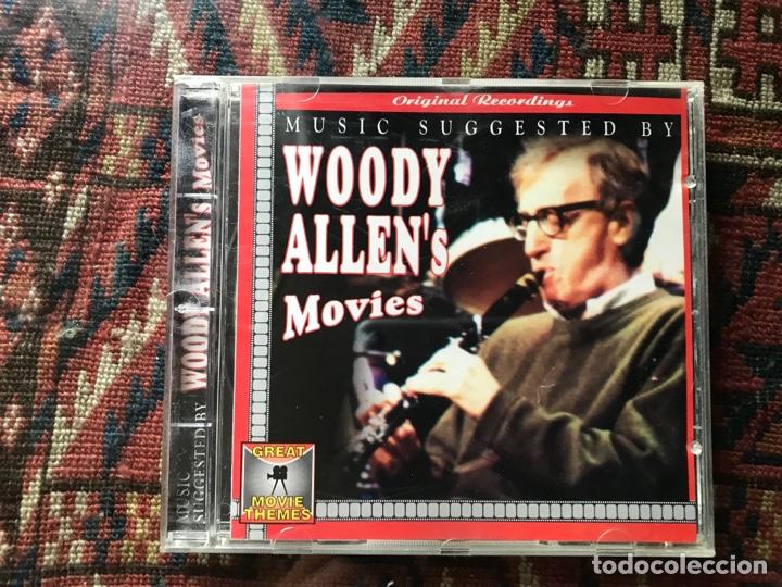 WOODY ALLEN. MOVIES (Música - CD's Bandas Sonoras)