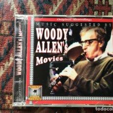 CDs de Música: WOODY ALLEN. MOVIES. Lote 289458948
