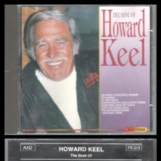 CDs de Música: D. CD. HOWARD KEEL, THE BEST OF.. Lote 289467368